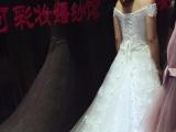 婚纱礼服出租 四件套,另外送伴娘服一套