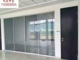 办公室玻璃隔断墙批发隔断墙型材