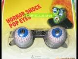 爱情公寓恐怖眼镜,掉眼球,搞笑新奇玩具