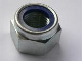 厂家直销不锈钢201自锁螺母 锁紧螺母 防脱 防松螺母螺帽
