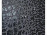 常州艾晨纺织 普烫 硅胶点塑 烫金 特烫 烫金印花面料加工