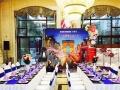 佛山深圳广州公司年会周年庆典自助餐围餐酒会冷餐上门