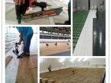 枫木体育木地板施工
