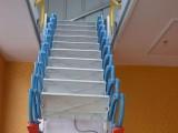 上海阁楼伸缩梯子 手动阁楼伸缩楼梯 隐藏式阁楼楼梯价格