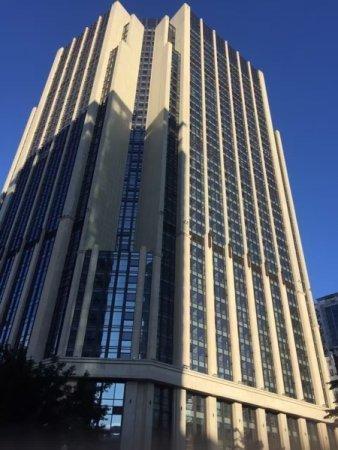 龙园创展大厦商住办公好环境, 环境优雅 位置好 交通便利