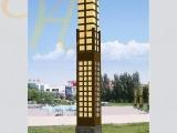 3米户外景观灯不锈钢灯柱  防水LED灯