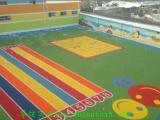 阜阳尊炫幼儿园EPDM塑胶跑道施工策划 EPDM塑胶球场专业施工