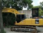 转让 挖掘机小松原厂大件手续齐全质保保送