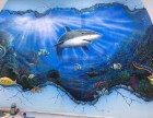 宁波市大型墙体彩绘墙绘 价格合理服务周到