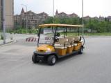 工厂直销高尔夫球车11座电动观光车