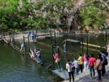 2021年去平谷金海湖一日游 春季乘船游玩 平谷石林峡一日游