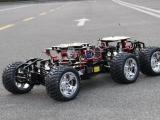 赛亚六驱无线遥控移动拍摄车 可替代影视轨道车 摄影摄像升降摇臂