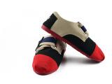 2015春季帆布鞋男女儿童帆布鞋 新款拼色魔术贴帆布鞋鞋单鞋