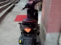 鬼火摩托车全新