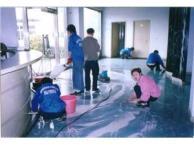重庆璧山公司单位开荒清洁-玻璃专业清洁-清洗外墙清洗门头