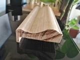宁波饰装 80mm 实木线条 实木贴木皮线条 斯柏林批发