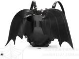 厂家直销个性阿扎蕾丝天使魔鬼蝙蝠包 日本原宿双肩背包翅膀包