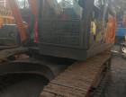 上海市金诚二手挖机市场 出售日立240-3挖掘机