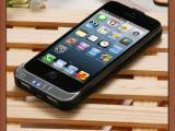 天哲T1 苹果5S/5背夹电池  Iphone手机专用移动电源 足容量