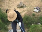 南京春季公司团体户外拓展训练 户外攀岩 户外篝火晚会