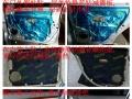 西宁汽车专业改装店荣威W5升级改装汽车音响案例
