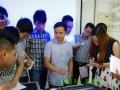 惠州51期音响师培训实用技能班圆满结束灯光师培训