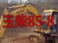 玉柴85-8挖掘机
