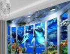 玻璃3D背景墙 镀金地毯花 厂家直供货 代理或直营