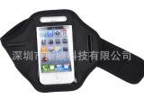苹果4代运动 手机臂带 iphone5登山跑步手机套 批发潜水料