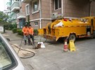 太原鸿发管道疏通维修打眼清理化粪池除尿碱
