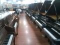 洛阳华音乐器有限公司 长期库存200台进口钢琴供客户挑选