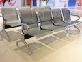 重庆4四人位连排椅机场椅银行长椅等候椅公共座椅休闲椅输液椅