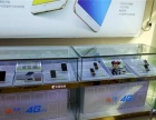 深圳定做三星小米平果手机柜台华为乐视展示柜华为荣耀手机展柜厂