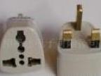 圆头转换插座 转欧规头 国标转换器/欧标转换插头