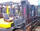 二手柴油叉车-电动叉车-抱夹叉车-高门架带侧移 -