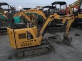私人出售二手小挖机 二手小松30挖机出售