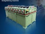 微电机壳全自动矫直机 微电机壳全自动调直机