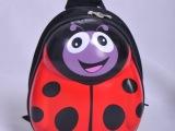 儿童卡通动物ABS蛋壳拉杆箱 16寸小孩行李箱登机箱 子母箱旅行