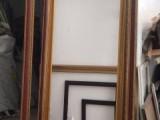 三亚厂家画框装裱广告展板 无框油画制作 字画装裱 十字绣