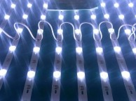 临沂3030防水漫反射防雨漫反射带透镜灯条led背光源