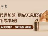 南昌金融服务公司加盟 股票期货配资怎么代理