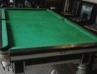 专业经营二手台球桌,本店有专业的技术人员,拆装维修等
