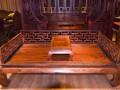 老挝大红酸枝柜子图片