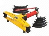 现货供应管子弯曲机 4寸手动液压弯管机 不锈钢管子弯管机