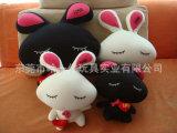 厂家批发 新款爱心兔泡沫粒子玩具 可爱兔泡沫粒子玩具 品质保证