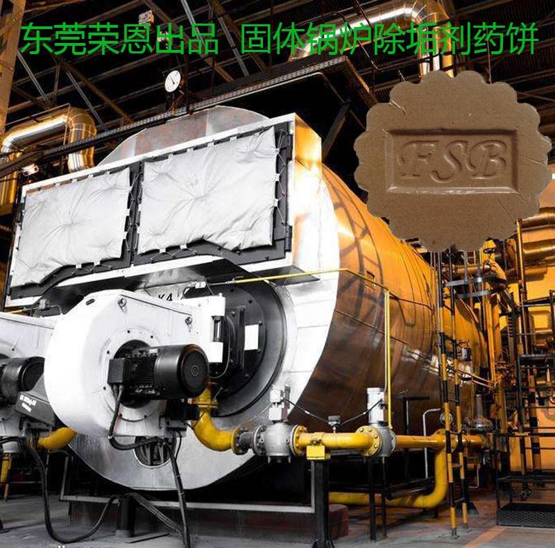 固体锅炉除垢剂东莞荣恩FSB-110