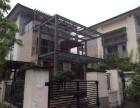 石家庄别墅钢结构阁楼隔层安装商铺钢结构加层二层