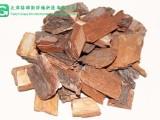 松树皮填料30-50mm 生物除臭填料 滤池滤料