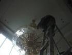 专业灯具维修。安装