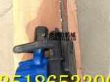 FLJ-400风动链锯 切木头防爆气动链锯 木料切割链锯